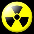 Pozor, nebezpečná radiace!